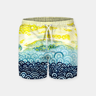 Miniatur The Sympathy of Curves Series: Embrace Swim Shorts, Live Heroes
