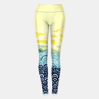 Miniatur The Sympathy of Curves Series: Embrace Leggings, Live Heroes