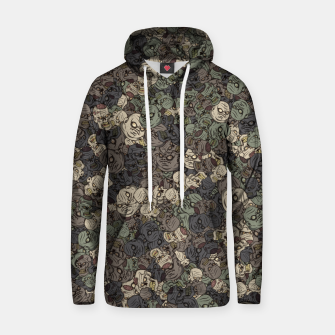 Zombie camouflage Hoodie thumbnail image
