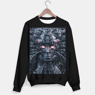 Thumbnail image of Digital Goddess Reloaded Sweater regular, Live Heroes