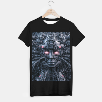 Miniatur Digital Goddess Reloaded T-shirt regular, Live Heroes