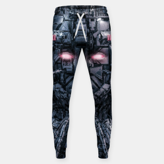 Miniatur Digital Goddess Reloaded Sweatpants, Live Heroes