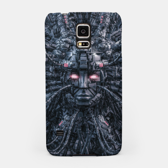 Miniatur Digital Goddess Reloaded Samsung Case, Live Heroes