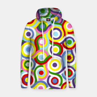 Thumbnail image of The Sympathy of Curves Series: Connection Hoodie, Live Heroes