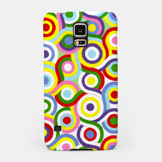 Thumbnail image of The Sympathy of Curves Series: Connection Samsung Case, Live Heroes