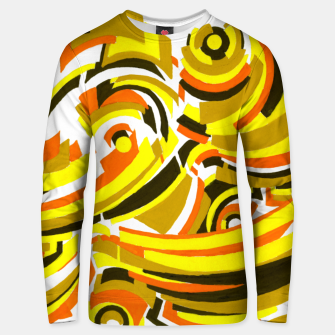 Thumbnail image of The Sympathy of Curves Series: Camaraderie Unisex sweater, Live Heroes