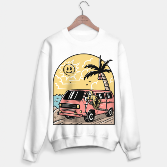 Miniatur Vacation Sweater regular, Live Heroes