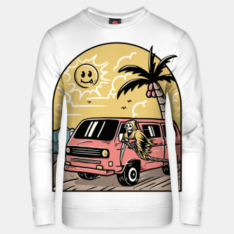 Miniatur Vacation Unisex sweater, Live Heroes