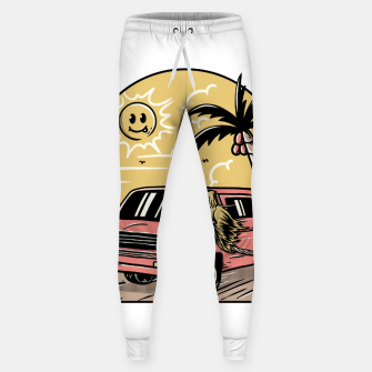 Miniatur Vacation Sweatpants, Live Heroes