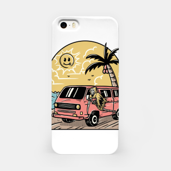 Miniatur Vacation iPhone Case, Live Heroes
