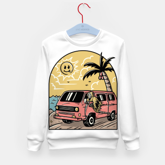 Miniatur Vacation Kid's sweater, Live Heroes