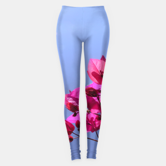 Thumbnail image of BouganwilleaUp Leggings, Live Heroes