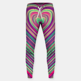 Thumbnail image of Word Spectrum: Hype-Funky-Heart Sweatpants, Live Heroes