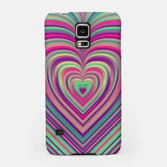 Thumbnail image of Word Spectrum: Hype-Funky-Heart Samsung Case, Live Heroes