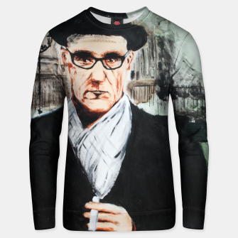 Thumbnail image of Burroughs Unisex sweater, Live Heroes
