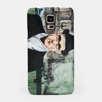 Thumbnail image of Burroughs Samsung Case, Live Heroes