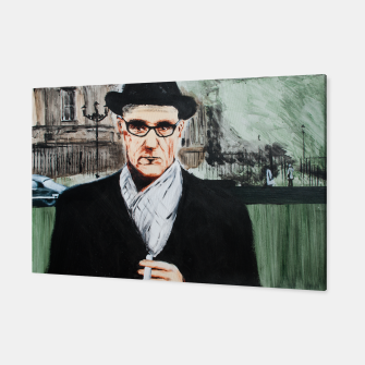 Thumbnail image of Burroughs Canvas, Live Heroes