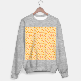 Thumbnail image of Cute saffron pink animal print  Sweater regular, Live Heroes
