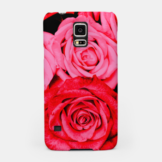 Miniatur Romantic Red Roses Samsung Case, Live Heroes