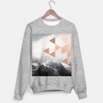 Miniatur Morning in the Mountains Sweater regular, Live Heroes