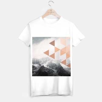 Thumbnail image of Morning in the Mountains T-shirt regular, Live Heroes