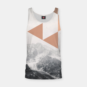 Morning in the Mountains Tank Top Bild der Miniatur