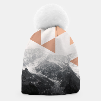 Miniatur Morning in the Mountains Beanie, Live Heroes