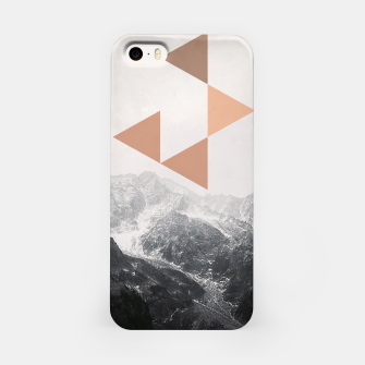 Morning in the Mountains iPhone Case Bild der Miniatur