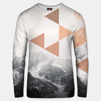Thumbnail image of Morning in the Mountains Unisex sweater, Live Heroes