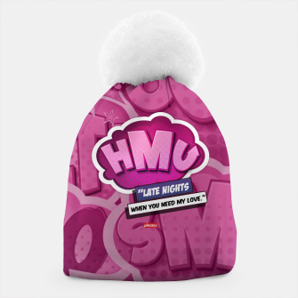 Thumbnail image of (HMU) Hit me up Beanie, Live Heroes