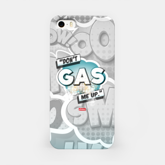 Thumbnail image of Don't gas me up iPhone Case, Live Heroes