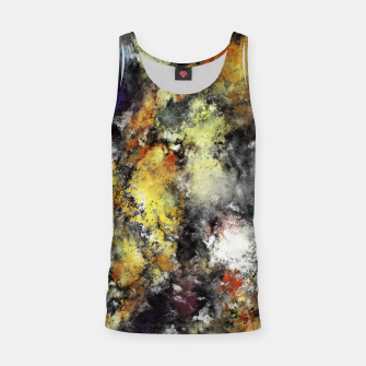 Thumbnail image of The greed Tank Top, Live Heroes