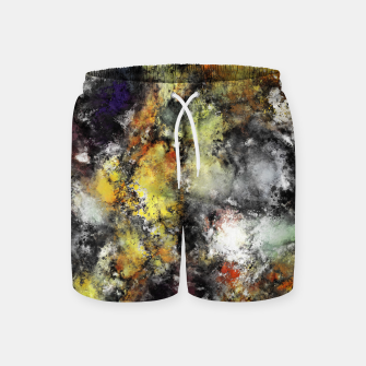 Thumbnail image of The greed Swim Shorts, Live Heroes