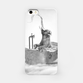 Thumbnail image of BABY ELEPHANT BATH Carcasa por Iphone, Live Heroes
