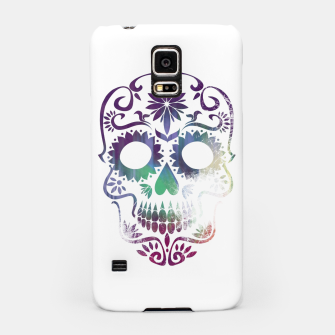 Thumbnail image of Cracked Skull  Samsung Case, Live Heroes