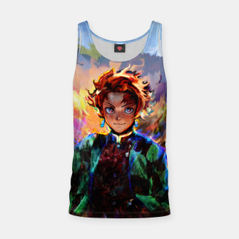 demon slayer Tank Top obraz miniatury