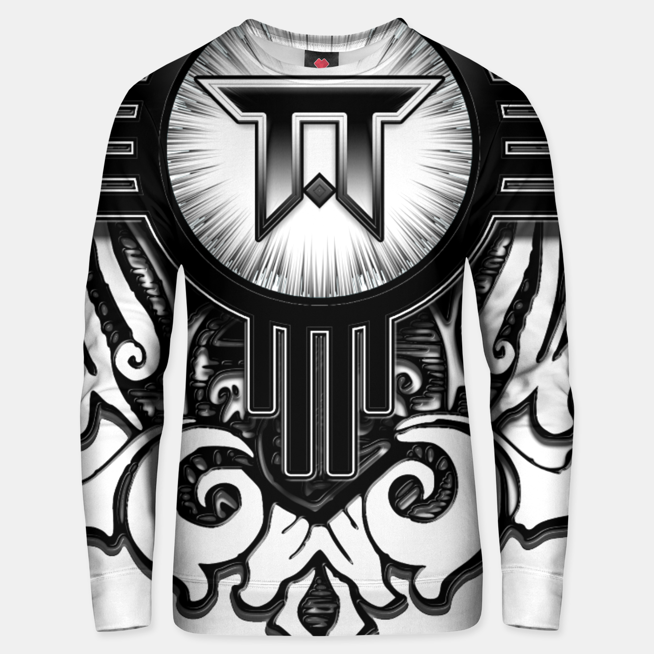 Image of Emblem Of Truth AFP Unisex sweater - Live Heroes