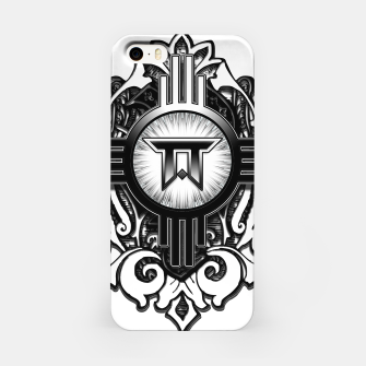Thumbnail image of Emblem Of Truth AFP iPhone Case, Live Heroes