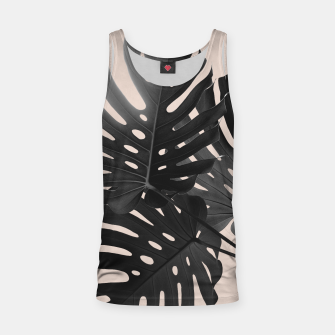Tropical Monstera Finesse Glam #1 #tropical #decor #art Muskelshirt  thumbnail image