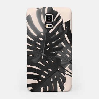 Tropical Monstera Finesse Glam #1 #tropical #decor #art Handyhülle für Samsung thumbnail image