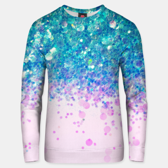 Miniaturka Unicorn Princess Glitter #4 (Photography) #sparkly #decor #art  Unisex sweatshirt, Live Heroes