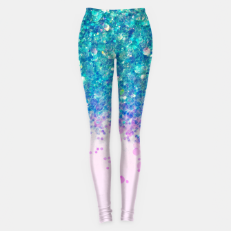 Unicorn Princess Glitter #4 (Photography) #sparkly #decor #art  Leggings thumbnail image