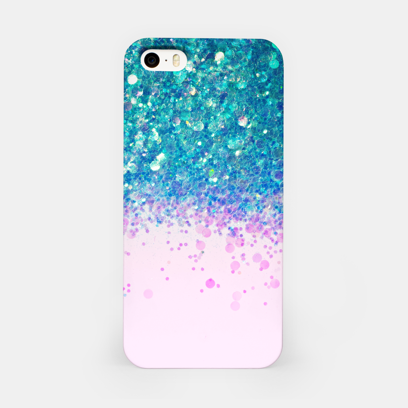 Image of Unicorn Princess Glitter #4 (Photography) #sparkly #decor #art  iPhone-Hülle - Live Heroes