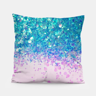 Unicorn Princess Glitter #4 (Photography) #sparkly #decor #art  Kissen thumbnail image
