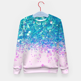 Miniaturka Unicorn Princess Glitter #4 (Photography) #sparkly #decor #art  Kindersweatshirt, Live Heroes