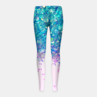 Miniaturka Unicorn Princess Glitter #4 (Photography) #sparkly #decor #art  Kinder-Leggins, Live Heroes