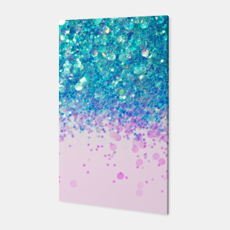 Unicorn Princess Glitter #4 (Photography) #sparkly #decor #art  Canvas thumbnail image