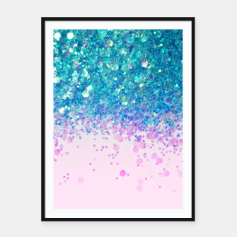 Miniaturka Unicorn Princess Glitter #4 (Photography) #sparkly #decor #art  Plakat mit rahmen, Live Heroes