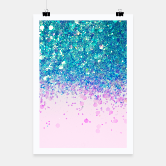 Unicorn Princess Glitter #4 (Photography) #sparkly #decor #art  Plakat thumbnail image