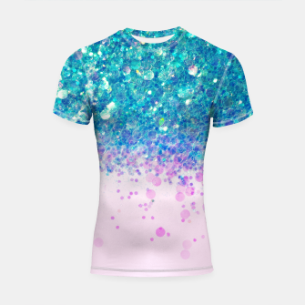 Miniaturka Unicorn Princess Glitter #4 (Photography) #sparkly #decor #art  Shortsleeve rashguard, Live Heroes